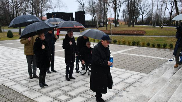 Na Mirogoju obilježena 75. obljetnica Desetog korpusa zagrebačke NOV Hrvatske