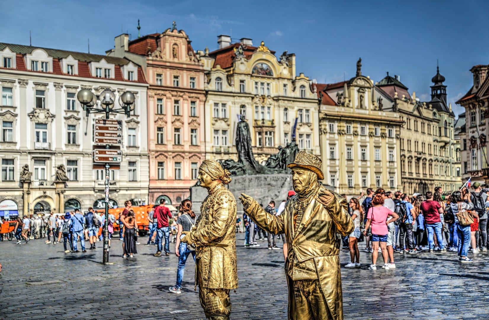 Upoznavanje u Pragu Češkoj