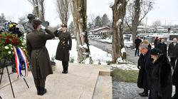 Na Mirogoju obilježen Međunarodni dan sjećanja na žrtve holokausta