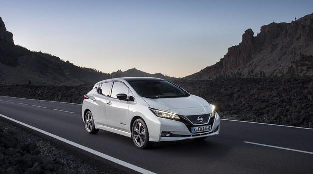Nissan Leaf je najprodavanije električno vozilo u Europi
