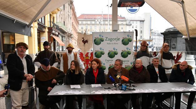 Manifestacija Seljačka buna - Bitka kod Stubice 1573. ove subote u Zagorju