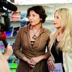 Emina je s Ivanom Šešo napisla dvije knjige, a upravo je pred izlažemnjim i treća: - Ljubav, beba, blagostanje i sranje (foto: Dubravka Strejček Knežević)