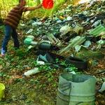 Video + foto:  Samo ograde dijele Kolindinu rezidenciju na Pantovčaku i Kraševu tvornicu u Maksimiru od rugla i deponija smeća (foto: ured predsjednice)