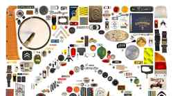 Retromobile : Citroen predstavio 'MADE WITH ICONS', svoje jedinstveno djelo koje slavi stogodišnjicu!