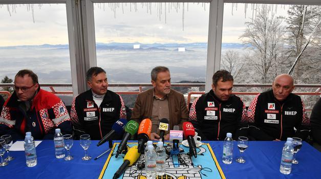 Svjetski skijaški kup na Sljemenu u stotine milijuna domova diljem svijeta donio sliku Zagreba