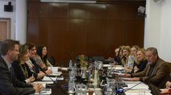 Gradonačelnik Bandić održao sastanak s ministricom Gabrijelom Žalac