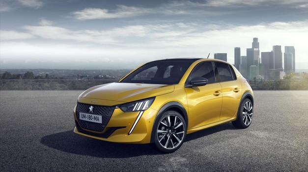 15 slika posve novog Peugeota 208 koji će svjetsku premijeru imati za koji dan u Ženevi, odmah i na struju