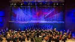 """Valcerima u Mozartovom gradu i s Johann Straussovim ml. """"Na lijepom plavom Dunavu"""" Zagrebačka filharmonija pompozno označila početak predsjedavanja Hrvatske Europskom unijom i nove 2020."""