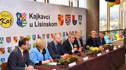 Predstavljen projekt Kajkavci u Lisinskom