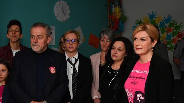 U Zagrebu obilježen Dan ružičastih majica