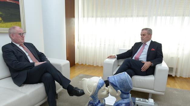 Veleposlanici posjetili zagrebačkog gradonačelnika
