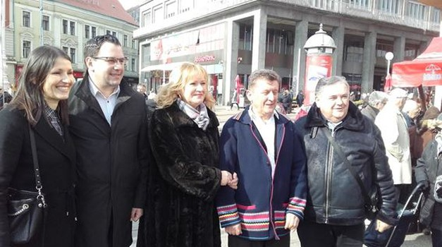 U Zagrebu otvorena manifestacija 52. Šokačko sijelo