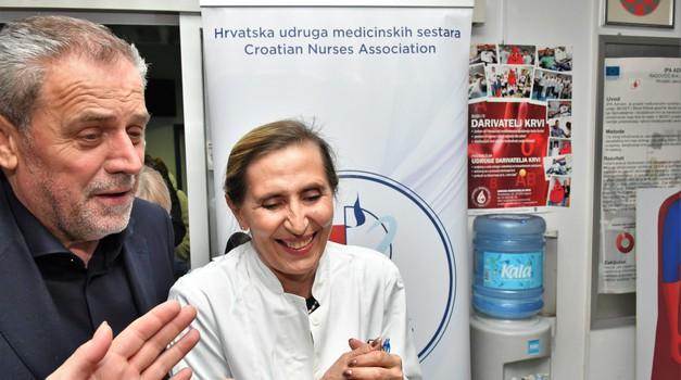 Svjetski dan bolesnika obilježen akcijom dobrovoljnog darivanja krvi
