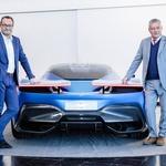 Rimac ponovo iznenađuje u Ženevi, ovaj put u savezu s Pininfarinom koja ugrađuje EV komponente iz Sv. Nedelje (foto: battista)