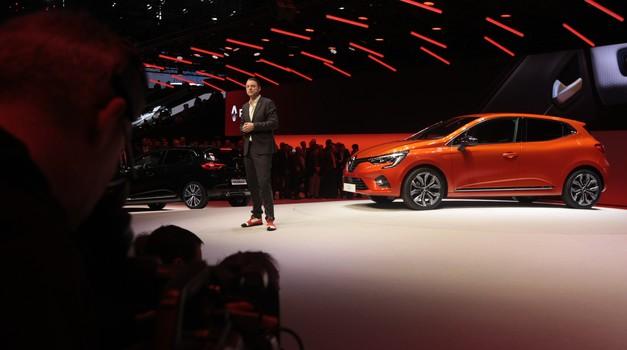 FOTO GALERIJA: Clio glavna zvijezda Ženeve, u uz bok mu i novi Peugeot 208 te Rimac s Pininfarinom Battista