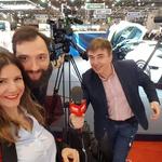 FOTO GALERIJA: Clio glavna zvijezda Ženeve, u uz bok mu i novi Peugeot 208 te Rimac s Pininfarinom Battista (foto: igor stažić)