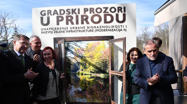 """Predstavljen projekt """"Gradski prozori u prirodu"""""""