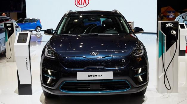 KIA Niro e je brat blizanac električne  Hyundai Kone, a odmah stiže kao hybrid i plug in