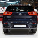 KIA Niro e je brat blizanac električne  Hyundai Kone, a odmah stiže kao hybrid i plug in (foto: kia)