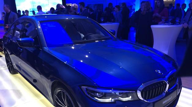 Novi BMW Serije 3 G20 otkriven na prezentaciji u Zagrebu