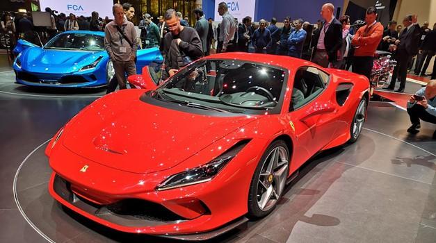 Ferrari F8 Tributo je novi ulazni model iz Maranella