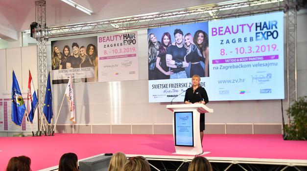 Na Velesajmu počeo Beauty&Hair Expo Zagreb