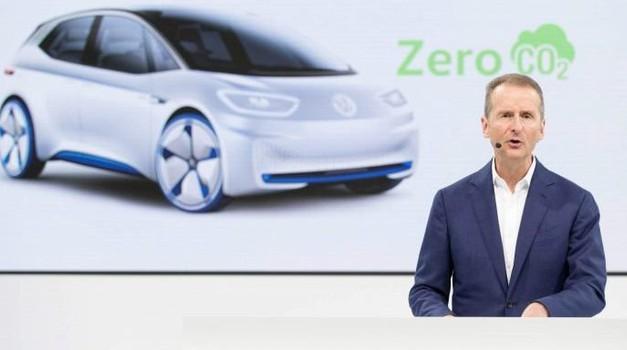 Volkswagen na godišnjoj konferenciji za medije najavio snažnu invaziju elektroauta
