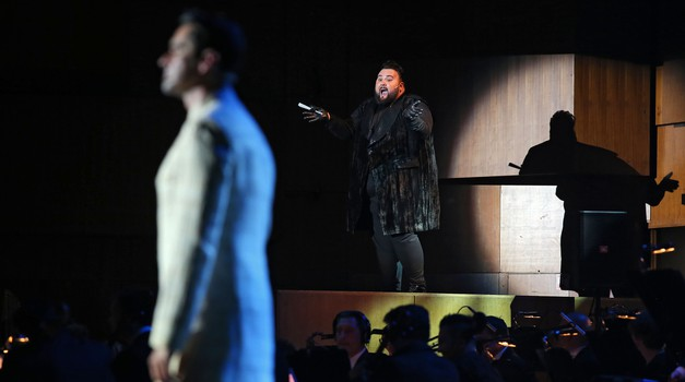 Jacques Houdek pjeva u rock operi Jesus Christ Superstar koja se nakon 20 godina ponovo uprizoruje u Komediji
