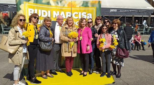 Dan narcisa obilježen u Zagrebu