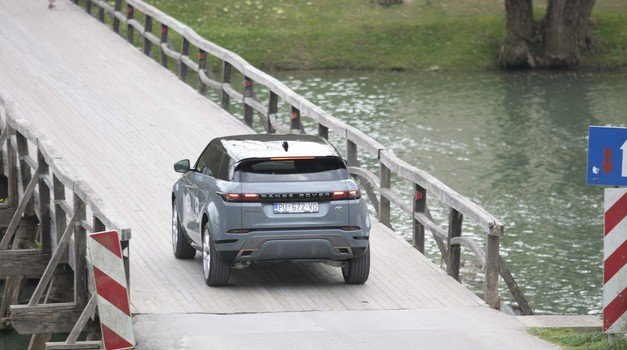 VIDEO + 35 FOTOGRAFIJA Lijep, ljepši, Rang Rover Evoque - daleko najdojmljiviji kompaktni premium SUV