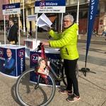 39 stranaka okupljenih na 24 liste protiv one jedne jedine građana, liste ZA MISLAVA Kolakušića - 300 kandidata u lovu na 12 EU stolica (foto: Igor Stažić)