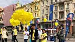 39 stranaka okupljenih na 24 liste protiv one jedne jedine građana, liste ZA MISLAVA Kolakušića - 300 kandidata u lovu na 12 EU stolica