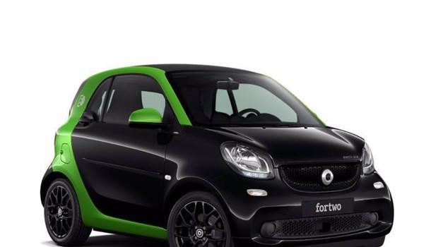 Kineski Geely od Daimlera kupuje 50 posto Smarta