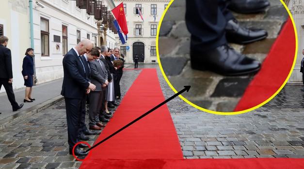 Špic papak afera dobiva nastavak? Je li SOA primijetila da ministar Tolušić ipak nosi i zaobljene cipele