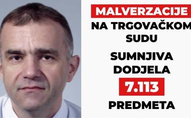 Mislav Kolakušić: Ankete su lažne i nije istina da nemamo ni jedan mandat, baš kao što i Nino Radić umjesto računala određuje koji će suci voditi predmete