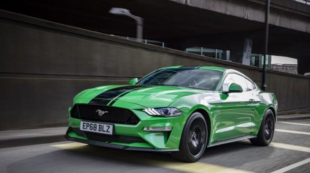Ford Mustang je najprodavaniji sportski coupe četvrtu godinu zaredom