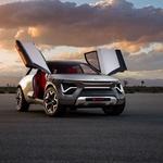 """KIA donosi čudesan laboratorij ideja na 4 kotača s autonomijom od 480 km, svemirskom tehnologijom i Mercedesovim """"gullwing"""" vratima (foto: Start press)"""
