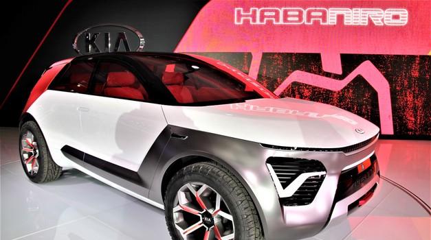 """KIA donosi čudesan laboratorij ideja na 4 kotača s autonomijom od 480 km, svemirskom tehnologijom i Mercedesovim """"gullwing"""" vratima"""