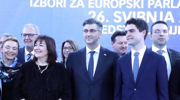 Britanska tvrtka u vlasništvu Hrvata s Oxforda, Princetona i FER-a tvrdi; HDZ će potući protivnike do nogu i osvojiti 50 % EU mandata