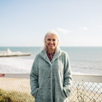 Rowena Bird iz kompanije Lush, ekologija, plaža, Mljet (foto: Lush press)