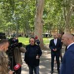 """3x VIDEO: Gotovo 40 milijuna kn dobiti će članovi biračakih odbora iz HDZ-a i SDP-a, a njih 1000 koji su odlučili besplatno nadzirati izbore ne smiju ni """"prismrditi"""" biralištima (foto: Igor Stažić)"""