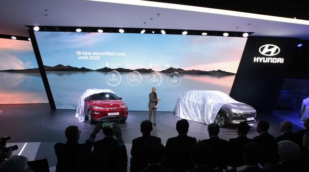 VIDEO: Kakav samo posao Mate Rimca i Hrvatske - u sljedećih 6 godina Hyundai i KIA zgotovit će, uz pomoć Hrvata, 18 posve novih modela koje će pokretati struja, a hit su Le Fil Rouge i N modeli