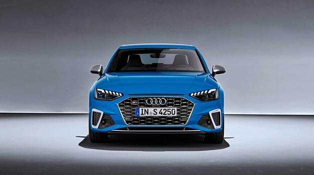 Audi A4 B9 u osvježenom formatu stiže kao odgovor na novi BMW Serije 3