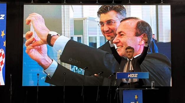 Zastupnici HDZ-a promicati će u EU politike koje pridonose gospodarskom rastu, životnom standardu, smanjuju nejednakosti, potiču demografsku obnovu...