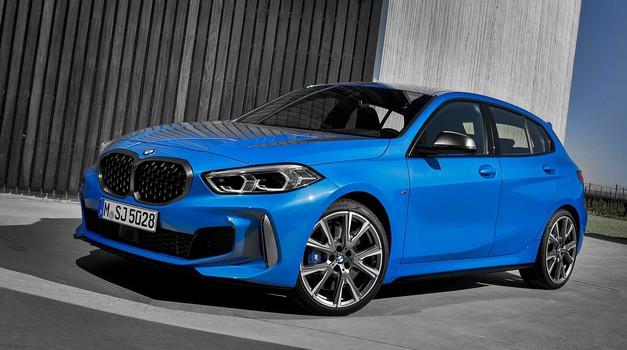 Predstavljen novi BMW Serije 1, prešao na prednji pogon