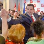 EKSKLUZIVNO: foto galerija x20 s SDP-ovog slavlja trijumfa na EU izborima, Davor Bernardić najavio brz odabir kandidata za predsjednika, je li riječ o Milanoviću? (foto: Mario Draušnik)