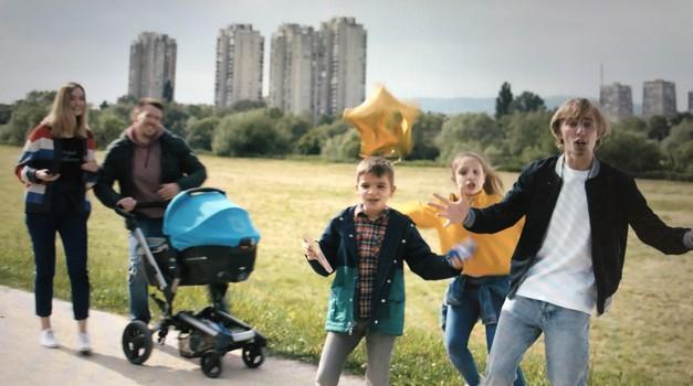 VIDEO: Uz Milionera slavi se Dan Zagreba, šansona Zvonka Špišića iz 1970. zaštitni je znak spota i ovogodišnje proslave uz fontane i Miroslava Škoru i 1000 tamburaša