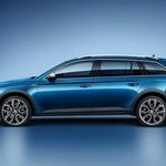 Nova Škoda Superb već dobila robusniju izvedbu Scout