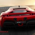 Ferrari SF90 Stradale sa 1000 KS je prvi plug-in hibrid iz Maranella