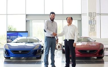 Od milijun kineskih električnih vozila njih 150.000 pokretat će tehnologija Mate Rimca, nakon 30 milijuna eura iz 2017. Kinezi u zajednički posao ulažu još toliko